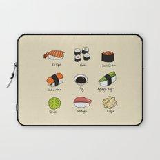 Sushi Days Laptop Sleeve