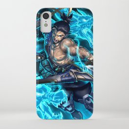 hanzo over iPhone Case