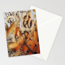 Reflection of life lived Stationery Cards