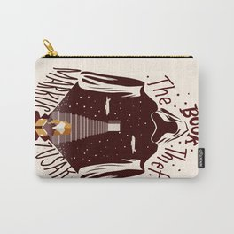 The Book Thief Carry-All Pouch