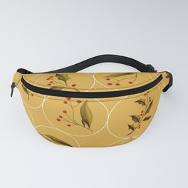 Cozy Baubles #society6 #xmas Fanny Pack