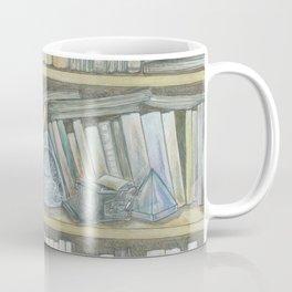 RHX Bookshelf Logo Coffee Mug