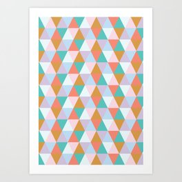 Colour of Spring Art Print