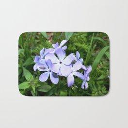 Blue Phlox 06 Bath Mat