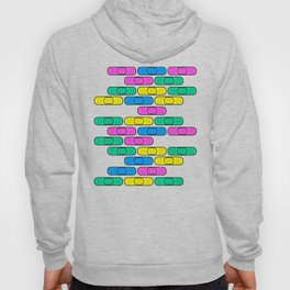 get well colorful band aids Hoody