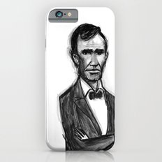 Abraham Lincoln Don't Have Time. iPhone 6s Slim Case