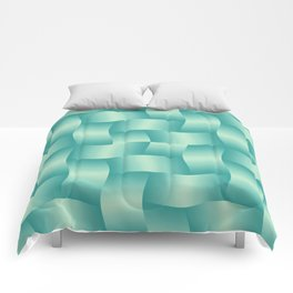 METAL KNITTED Comforters