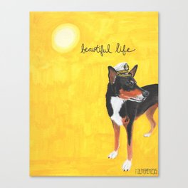 Beautiful Life Canvas Print