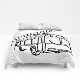 Struggle Bus Comforters