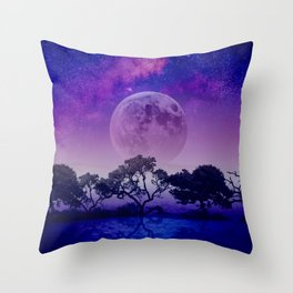 The Nile Throw Pillow