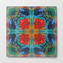 Mandala #5 Metal Print