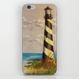 Cape Hatteras Lighthouse iPhone Skin