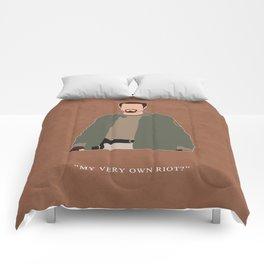 Firefly - Jayne Comforters