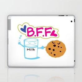 Milk and Choco chip cookie BFF Laptop & iPad Skin