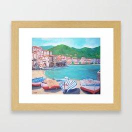 Cefalu', Italy Framed Art Print
