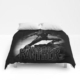 wakanda panther Comforters