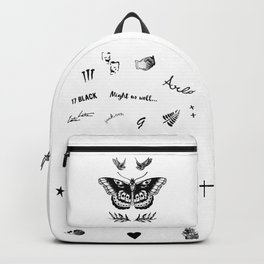 Harry's Tattoos Two Backpack