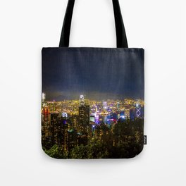 From The Top Tote Bag