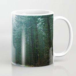 Forest Road Trip Coffee Mug