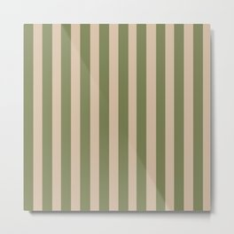Timeless Stripes #30 Metal Print