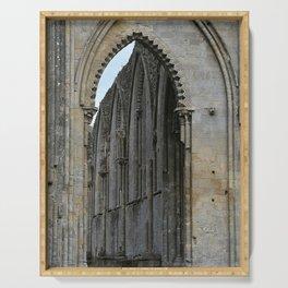 Glastonbury Abbey 2 Serving Tray