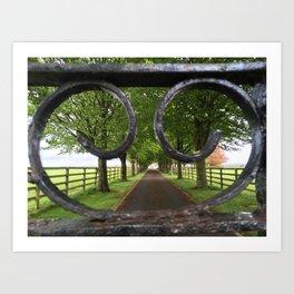 Kildare Art Print