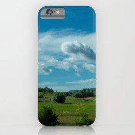 Bohinjsko jezero, Slovenië iPhone Case