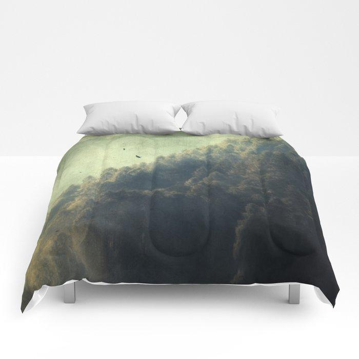 Tree Mountain Comforters