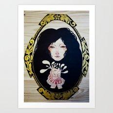 Vena Art Print