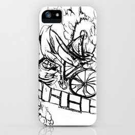 Headbanger iPhone Case