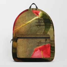 Vintage Love Story Symphony Backpack