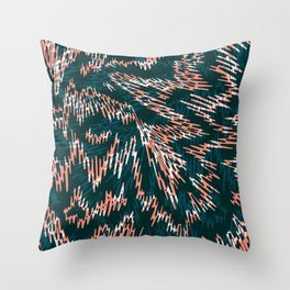 "TIGUE ""PEAKS"" inside Throw Pillow"