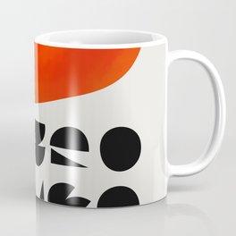 Solar Symbol Coffee Mug
