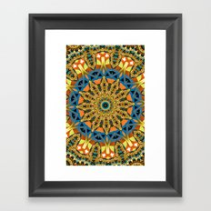 Royal Sun Framed Art Print