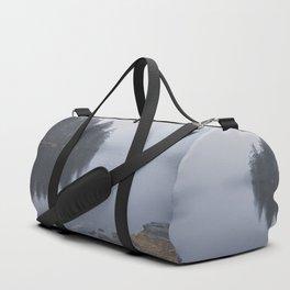 I love the rain Duffle Bag