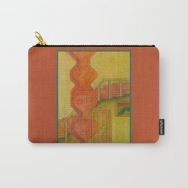 For the Squares: A Party at Auntie Mame's Carry-All Pouch