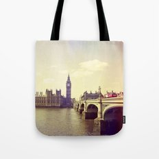 London Impressions II Tote Bag