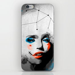 Zero City iPhone Skin