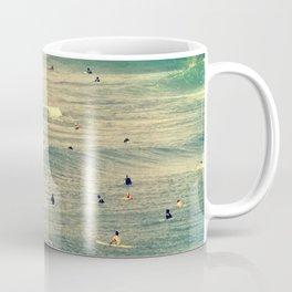 Maui Surfers Retro Coffee Mug