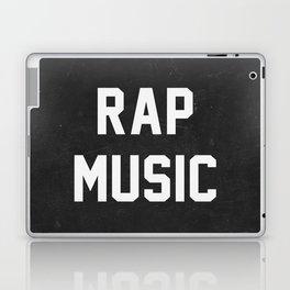 Rap Music Laptop & iPad Skin