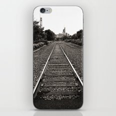 Railroad Tracks iPhone & iPod Skin