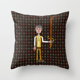 Eniyi Arkadaş at 26 Years of Age Throw Pillow