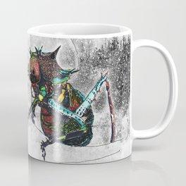 Frozen Beetle Coffee Mug