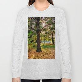 Concept nature : Manuf modus ad lacum Long Sleeve T-shirt