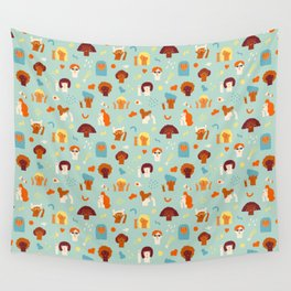 We are women Wall Tapestry