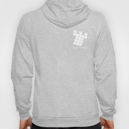 Binary Fortress Software (white logo) Hoody