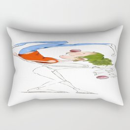 ACROBATAS Rectangular Pillow