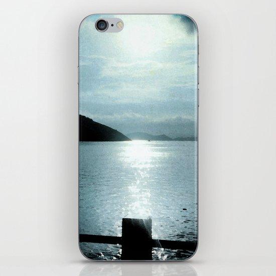 SUNSET RIVER iPhone & iPod Skin