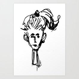 Girlkind Art Print