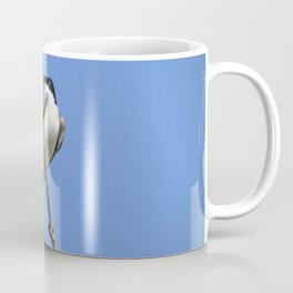 Handsome Male Tree Swallow on a Branch Coffee Mug